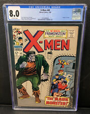 X-MEN #40 CGC 8.0 💥1ST APPEARANCE OF FRANKENSTEIN