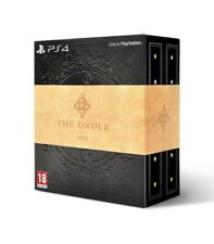 THE ORDER 1886 BLACK WATER EDITION PS4 EURO FR OCCASION