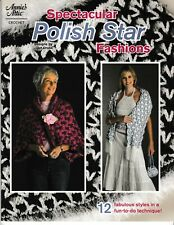 Crochet Spectacular Polish Star Fashions | Annie's Attic 875559