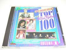 Het Beste Uit De Top 100 Aller Tijden Volume 1 * RARE DINO CD HOLLAND 1989 *