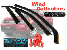 Mitsubishi Outlander 2007 - 2012 Wind deflectors  4.pc  HEKO  23352
