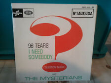 """question mark and mysterians""""96 tears""""ep7""""columbia:1825.mint-"""