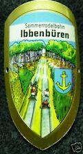 Ibbenbüren hiking medallion stocknagel G0646