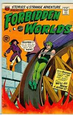 Forbidden Worlds #135 May-June 1966 VG+ Magicman