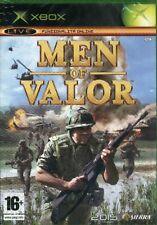 MEN OF VALOR    XBOX  NUOVO!!!