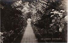 The Corridor Inside Greenhouse, Sandringham, Nr DERSINGHAM, Norfolk RP