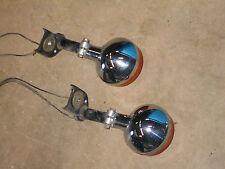 honda cb750 cb750K four rear back turn signals blinkers flashers 78 1978 77 1977