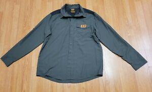 Bear Grylls by Craghoppers green long sleeve shirt XXL