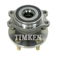 Wheel Bearing and Hub Assembly Rear TIMKEN HA590119 fits 05-09 Subaru Outback