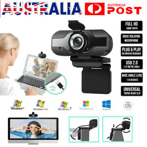 1080P Webcam Full HD USB 2.0 For PC Desktop Laptop Web Camera with Microphone