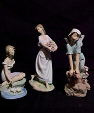 Lladro Set Of3*$1600* Gift for mom*