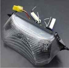 LED Tail Light Turn Signal for Honda 1998-2005 Super Hawk VTR1000 VTR1000F Clear