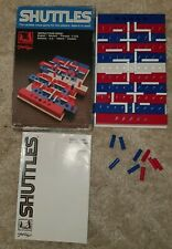Shuttles Strategy Maze Game Made by Shoptaugh 1984 Vintage Retro