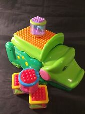 Fisherprice Musical Crocodile Block Stacker *FREE P&P*