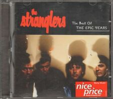 STRANGLERS The Best of the EPIC YEARS 18 track CD Skin Deep PARADISE No Mercy