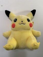 Vintage Pikachu Plush Toy 1995 1996 1998