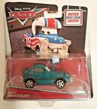 DISNEY Pixar Cars DIECAST Bucky Brakedust Mater the Greater Mater's Tall Tales