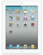 "Apple iPad 2 2nd Generation 32GB Wi-Fi 3G Unlocked 9.7"" White Good Condition"