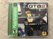 Grand Theft Auto 2 - GTA 2 ( Sony Playstation 1 ),PS1, Complete w/Case & Manual