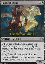 2x Haunted Dead (Heimgesuchte Tote) Eldritch Moon Magic