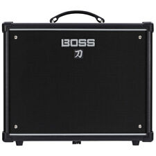Boss Katana 50 Tone Setting 50 Watt Guitar Amplifier with Custom 12 Inch Speaker