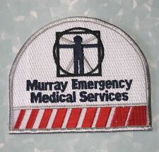 "Murray Emergency Medical Services Patch - Georgia - 4"" x 3 3/8"""