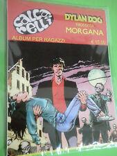 Calcarello  Dylan Dog MORGANA