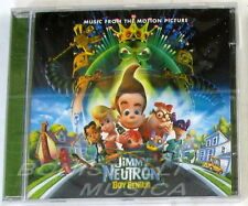 JIMMY NEUTRON: BOY GENIUS - SOUNDTRACK O.S.T. - CD Sigillato