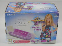 Sony PlayStation PSP Slim & Lite Console Boxed Hannah Montana Edition PSP-3004