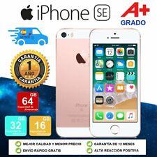 GRADO A+ Apple iPhone SE 16GB 32GB 64GB Libre Desbloqueado +12 Meses de Garantía