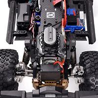 GRC V8 Motor Dual Fan Radiator Parts for 1/10 TRAXXA TRX4 TRX6 SCX10 D90 RC Car