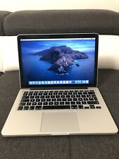 "Apple MacBook Pro Rétina 13"" mi-2014"