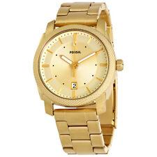 Fossil Machine Mens Gold-tone Watch FS5264