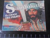 🐯 Board game Sandokan gioco dei pirati della EG Tavolo Vintage New 🐯