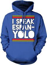 I Speak Espanyolo Spain España Spanish Pride Funny Hoodie Pullover