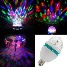 3W DJ Club Disco KTV Party Bar RGB Crystal LED Ball Projector Stage Effect Light