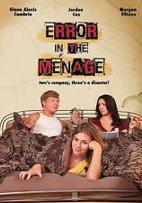 Error In The Menage- DVD New