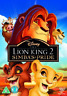 The Lion King 2 - Simba`S Pride  DVD NUOVO