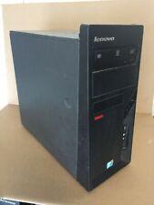 Lenovo ThinkCentre M9965 A7U Tower PC Computer Core2 Quad Q9400 2.66GHz 4/320GB