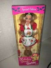 Holiday Treat (Gingerbread Cookies) Barbie (1997) Mattel 17236 (Special Edition)