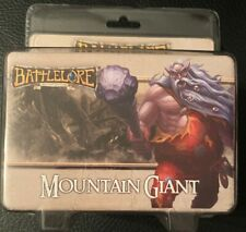 Fantasy Flight Games Battlelore Mountain Giant New SW FREE US Shipping
