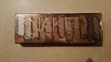 URBAN DECAY COSMETICS NAKED HEAT EYESHADOW PALETTE