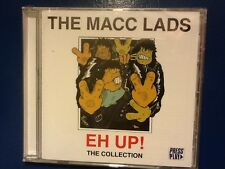 THE. MACC. LADS.       CD.       EH.    UP.  THE. COLLECTION.