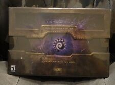 Starcraft II 2 Heart of the Swarm Collectors Edition PC  New Sealed