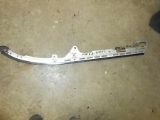 1995 Skidoo MACH 1 : rear suspension parts: LEFT RAIL