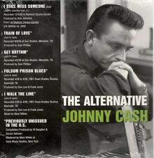 Johnny Cash, The Alternative Johnny Cash; Sealed 5 track PR-CD Sampler, NEW, SS