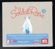 LE SOLDAT ROSE 2 - COMPOSÉ PAR FRANCIS CABREL - 27 TITRES - 2013 - NEUF NEW NEU