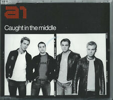 A1 - CAUGHT IN THE MIDDLE 2002 UK 3 TRACK ENHANCED CD1 BEN ADAMS