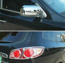 For Hyundai Santa Fe 2007 - 2009 Chrome Exterior Styling Trim Set