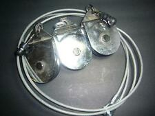Total Gym 1500 Replacement Cable with Pulleys